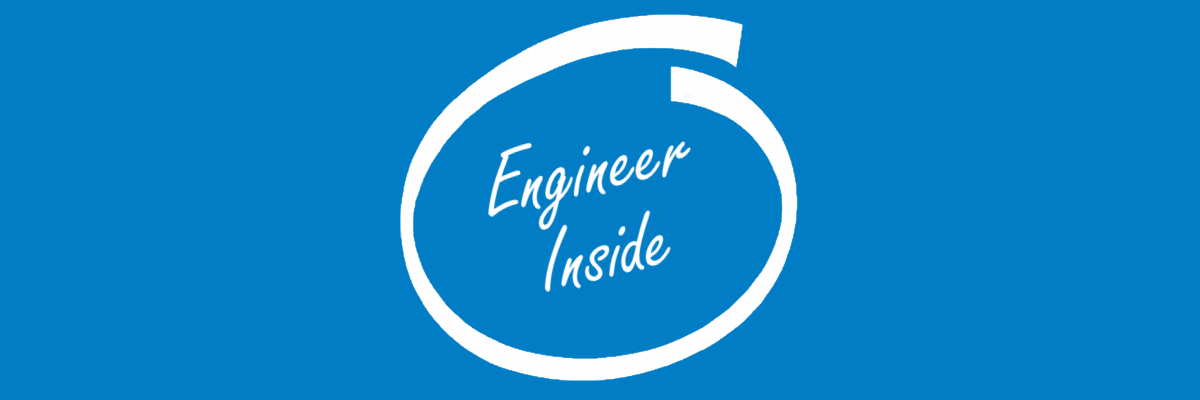 engineer inside largo